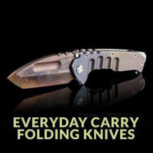 EDC Folding Knives Hand-Tech™