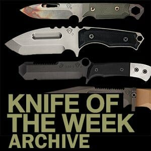 Knife of the Week Archive